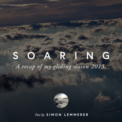 SOARING by SIMON LEMMERER